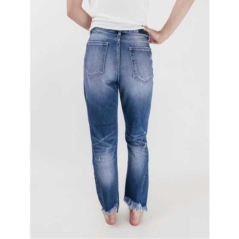 Hidden Tracey Jean WOMEN - Clothing - Jeans HIDDEN JEANS Teskeys