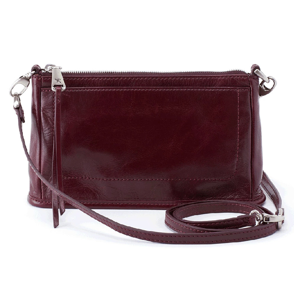 HOBO Cadence Convertible Crossbody - Deep Plum WOMEN - Accessories - Handbags - Crossbody Bags HOBO BAGS Teskeys