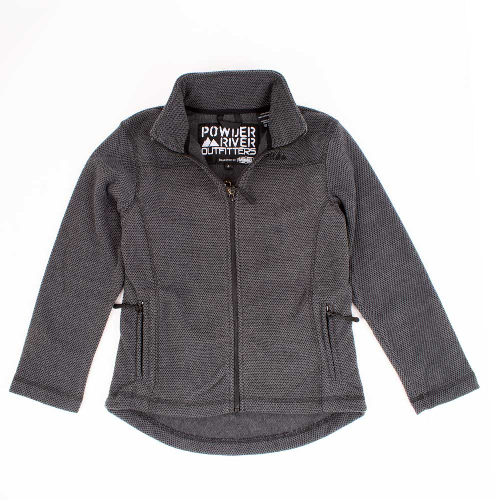 Powder River Youth Fleece Full Zip Jacket KIDS - Girls - Clothing - Outerwear Panhandle Teskeys