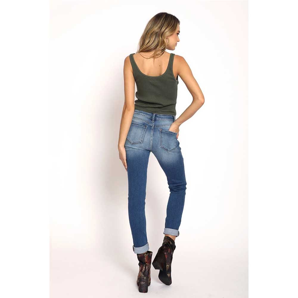 KanCan Gemma Jean-Higgins WOMEN - Clothing - Jeans KANCAN Teskeys