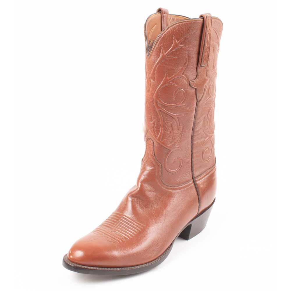 Lucchese Cowboy Classic Men's Boots - Size 8.5E - FINAL SALE MEN - Footwear - Western Boots LUCCHESE BOOT CO. Teskeys