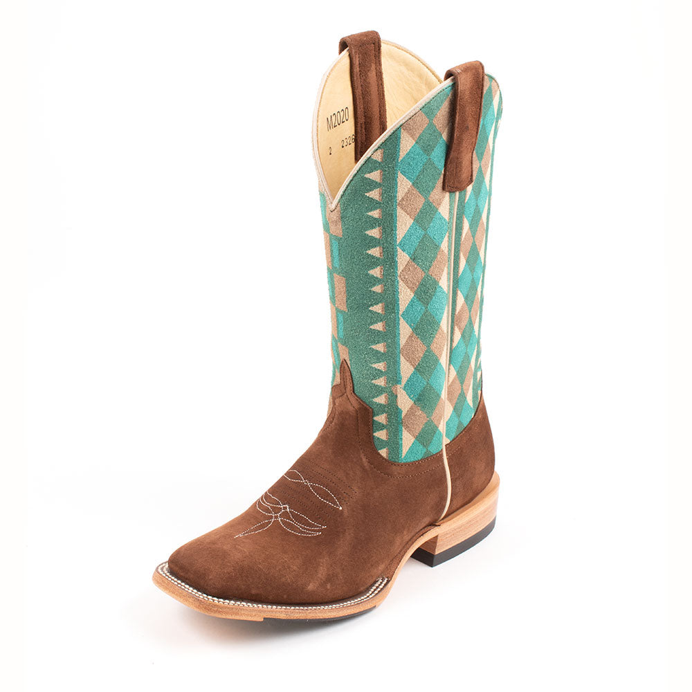 Macie Bean Latte N Bacon Boot WOMEN - Footwear - Boots - Western Boots ANDERSON BEAN BOOT CO. Teskeys