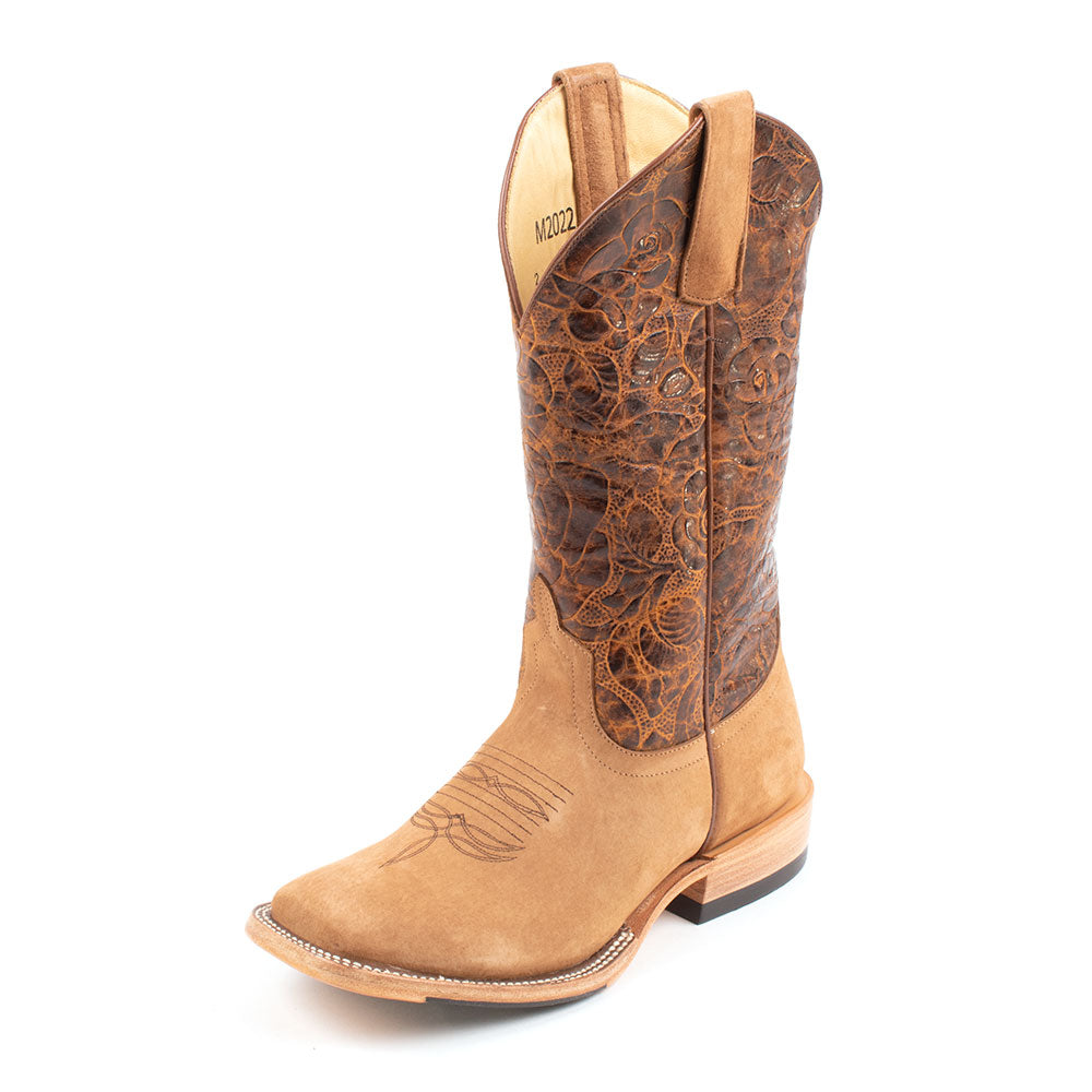 Macie Bean Mesquite Smoked Bacon Boot WOMEN - Footwear - Boots - Western Boots ANDERSON BEAN BOOT CO. Teskeys