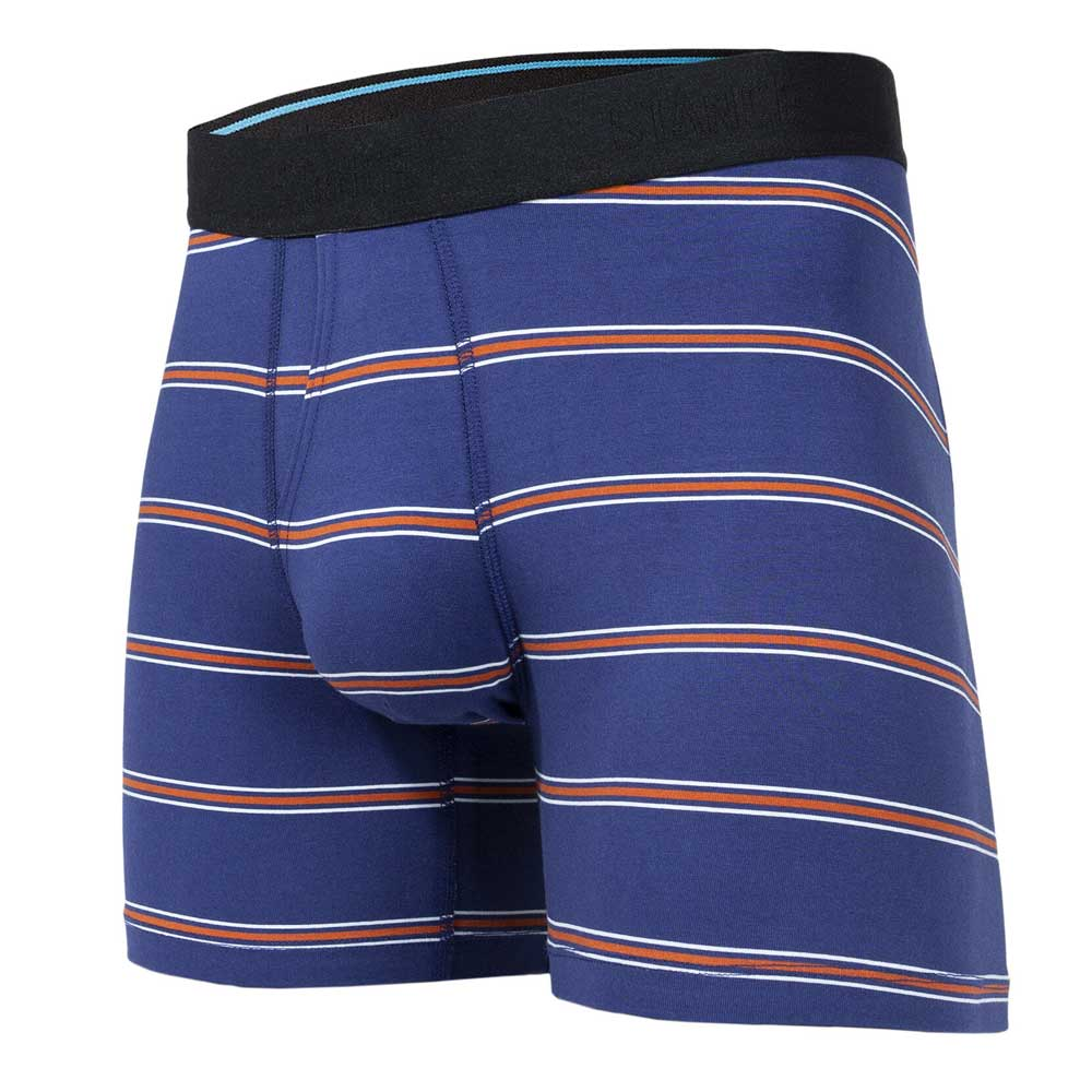 Stance Cliff Boxer Brief - Navy MEN - Clothing - Underwear & Socks STANCE Teskeys