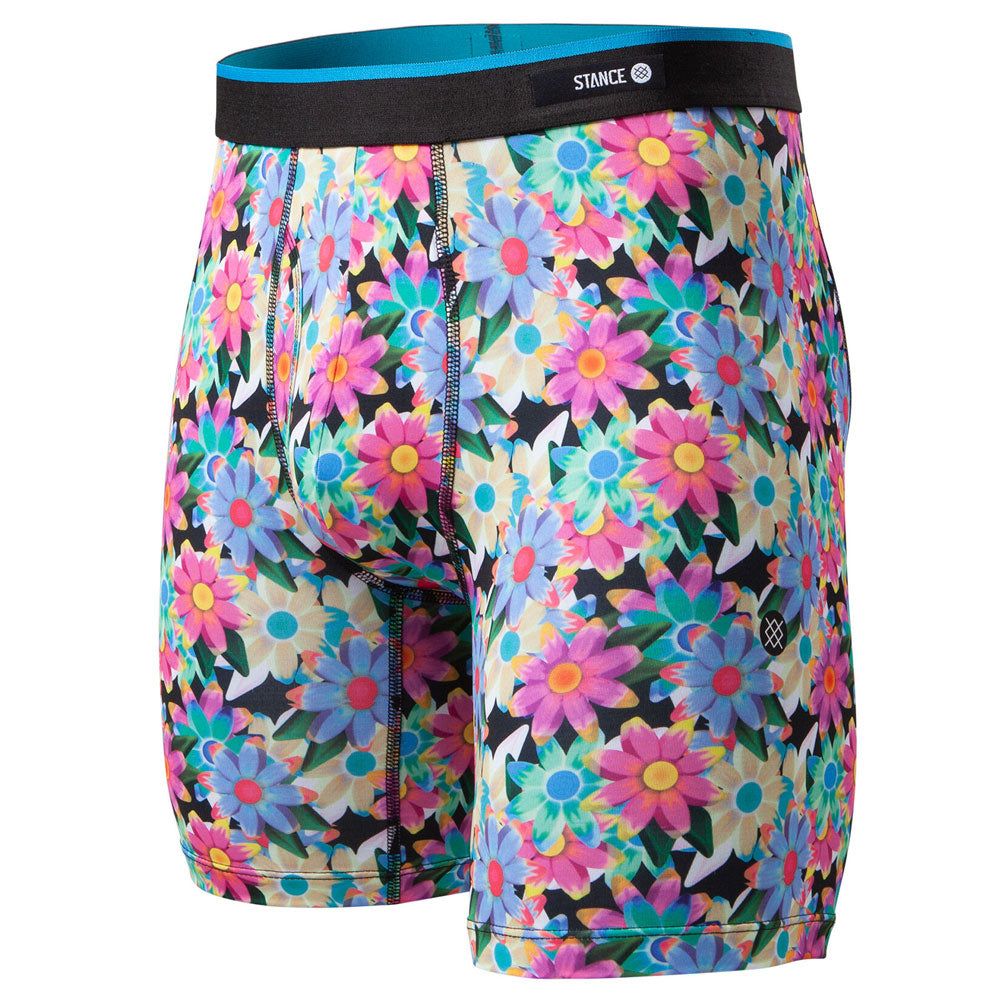 Stance Daisy Daze Poly Blend Boxer Brief MEN - Clothing - Underwear & Socks STANCE Teskeys