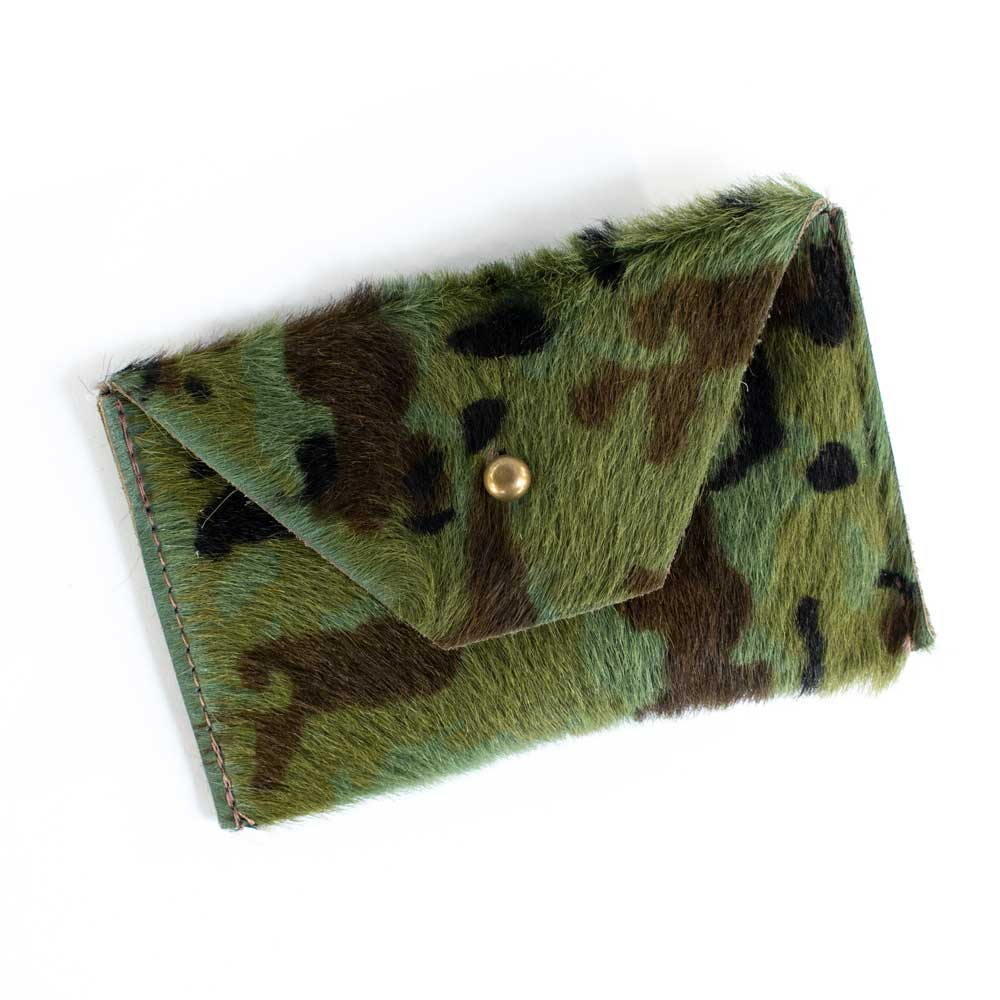 Margaret Camo Pouch WOMEN - Accessories - Handbags - Wallets KEEP IT GYPSY Teskeys