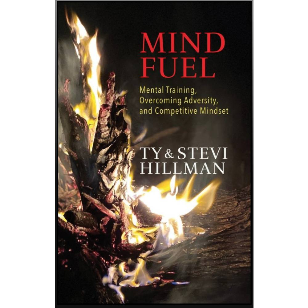 Mind Fuel by Ty & Stevi Hillman Hardback Book HOME & GIFTS - Books Ty & Stevi Hillman Teskeys