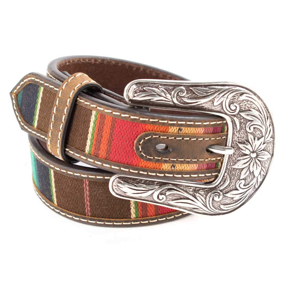 Nocona Girls Serape Belt KIDS - Accessories - Belts M&F Western Products Teskeys