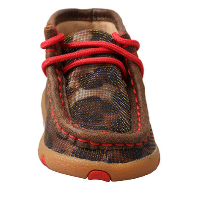 Twisted X Infant Iridescent Leopard Moc KIDS - Girls - Footwear - Casual Shoes TWISTED X Teskeys