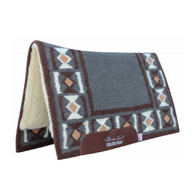 Professional's Choice Hourglass SMX Air Ride Pad Tack - Saddle Pads Professional's Choice Teskeys