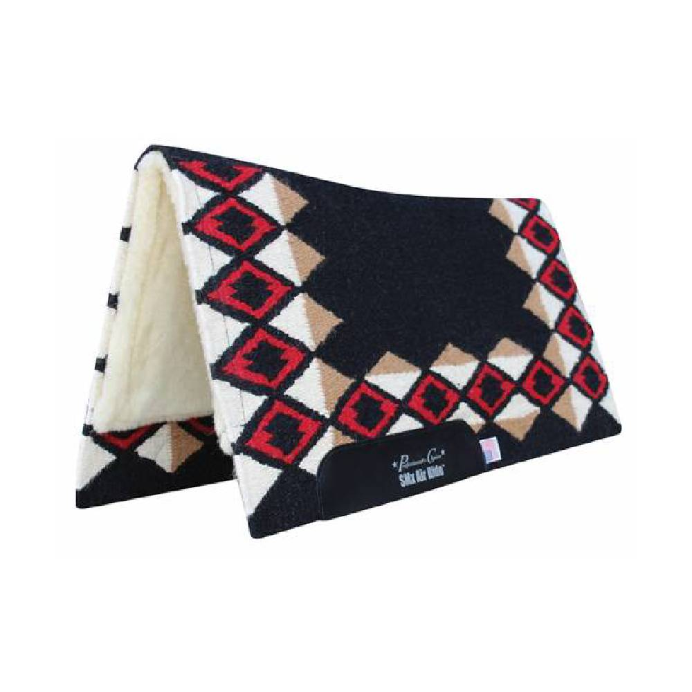 Professional's Choice Quest Comfort-Fit SMX Air Ride Saddle Pad Tack - Saddle Pads Professional's Choice Teskeys