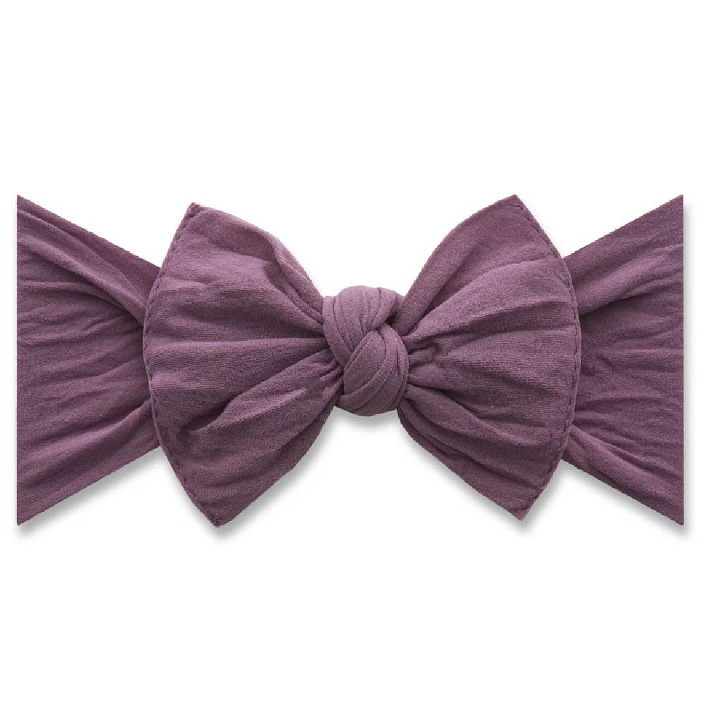 Baby Bling Solid Knot Headband - Multiple Colors KIDS - Baby - Baby Accessories BABY BLING BOWS Teskeys