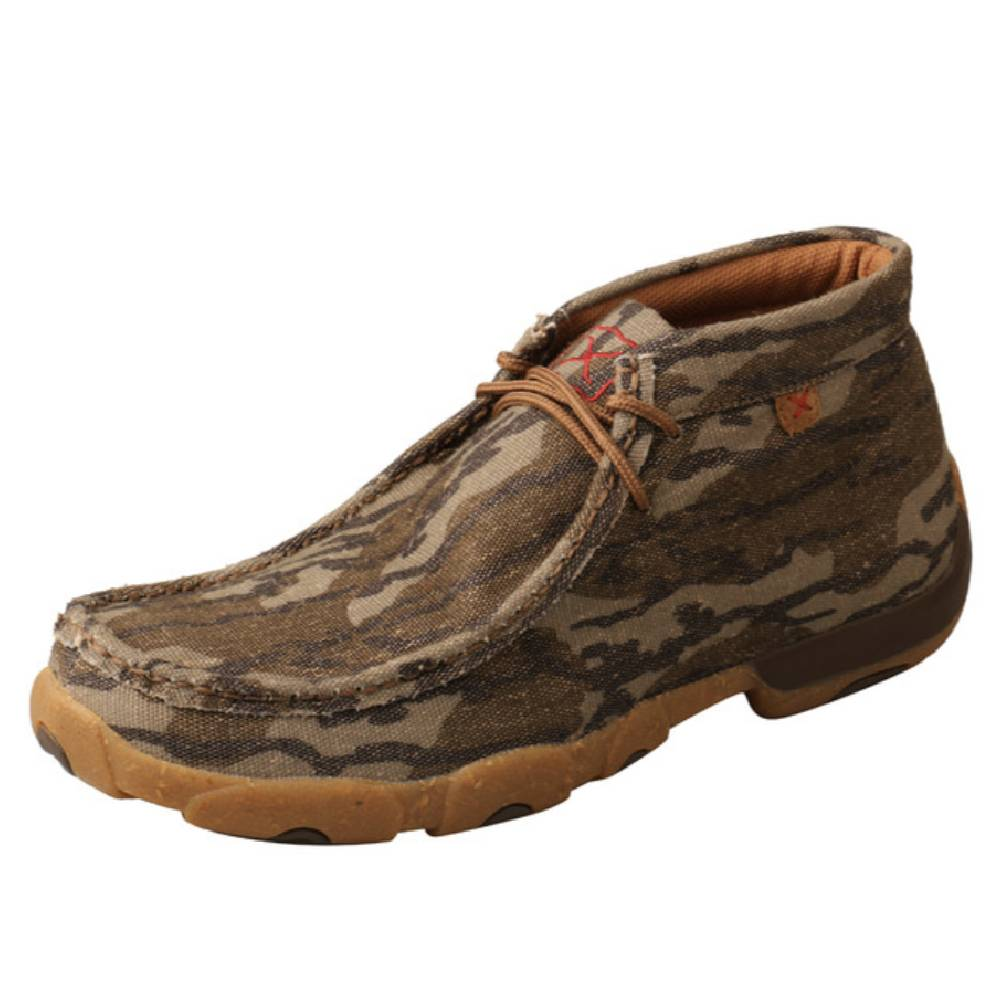Twisted X Men's Mossy Oak® Camo Driving Moc MEN - Footwear - Casual Shoes TWISTED X Teskeys