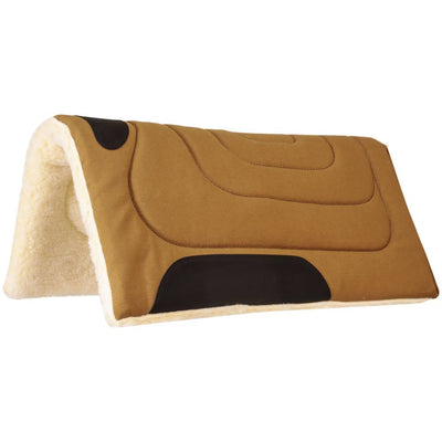 Canvas Top Ranch Pad Tack - Saddle Pads Mustang Teskeys