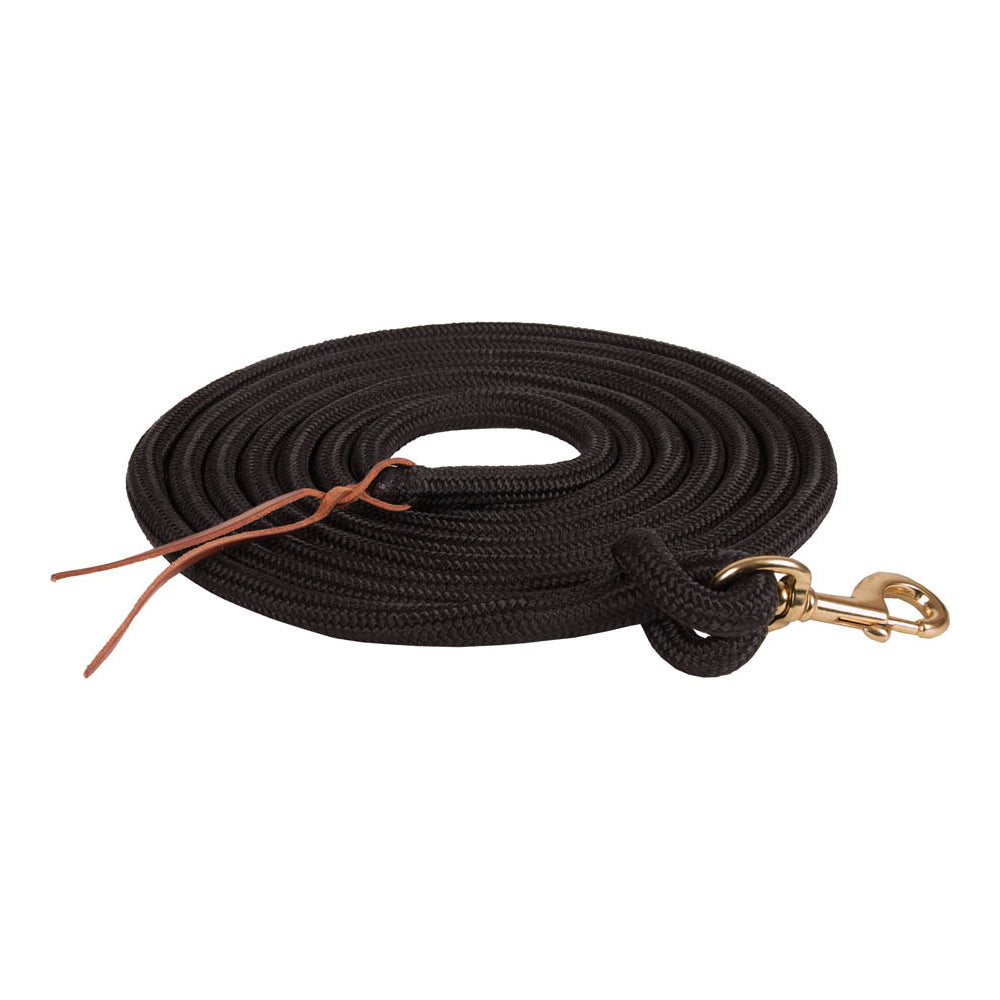 15' Tight Braided Lead Tack - Halters & Leads - Leads Teskey's Teskeys
