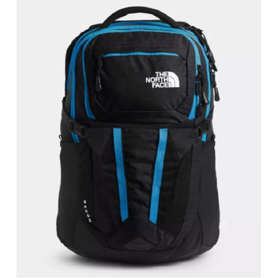 The North Face Recon Backpack-TNF Black Heather/Blue ACCESSORIES - Luggage & Travel - Backpacks & Belt Bags The North Face Teskeys