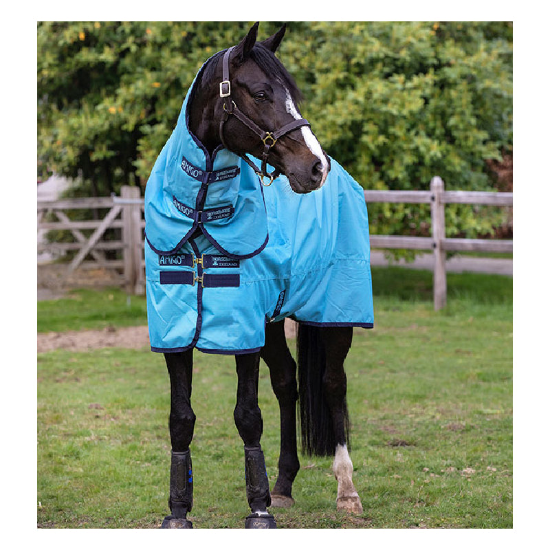 Amigo Hero Ripstop Plus Turnout Lite (100g) Tack - Blankets & Sheets - Turnout Horseware Teskeys