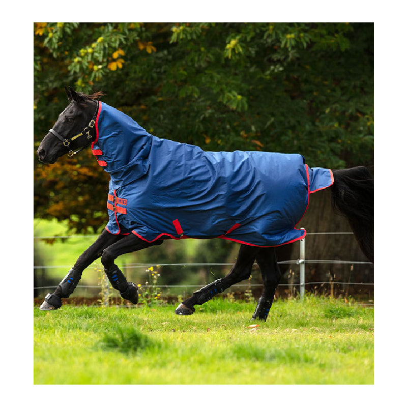Mio® All-In-One Turnout (0g Lite) Tack - Blankets & Sheets - Turnout Horseware Teskeys