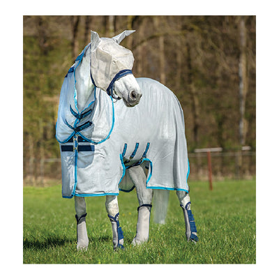 Amigo Bug Buster Vamoose Sheet FARM & RANCH - Animal Care - Equine - Fly & Insect Control - Fly Masks & Sheets Horseware Teskeys