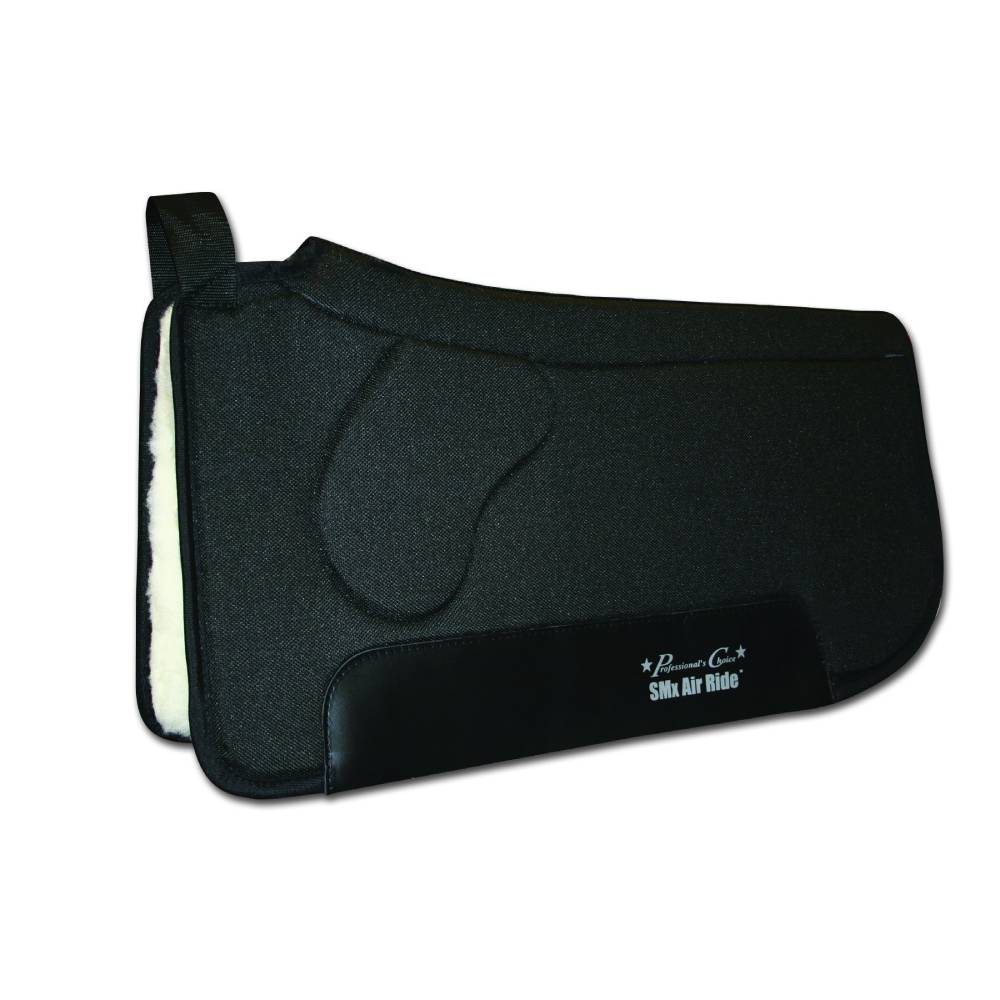 Professional's Choice SMx Air Ride Orthosport Pad Tack - Saddle Pads Professional's Choice Teskeys