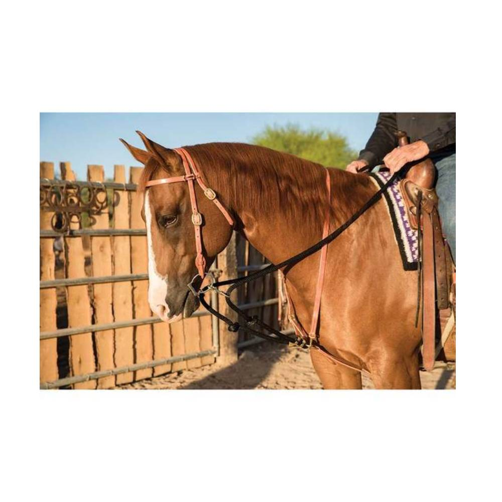 Professional's Choice Draw Rope Martingale Tack - Training - Headgear Professional's Choice Teskeys