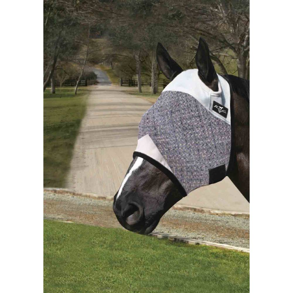Professional's Choice Fly Mask FARM & RANCH - Animal Care - Equine - Fly & Insect Control - Fly Masks & Sheets Professional's Choice Teskeys