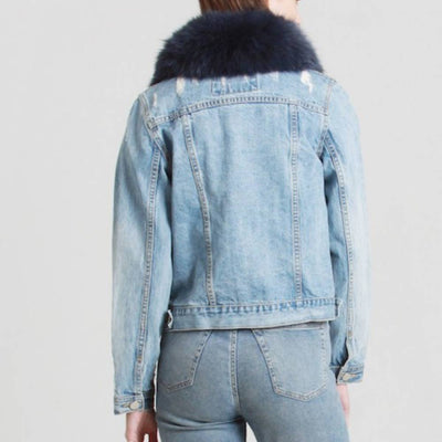Petra Denim Jacket WOMEN - Clothing - Outerwear - Jackets MOD REF Teskeys