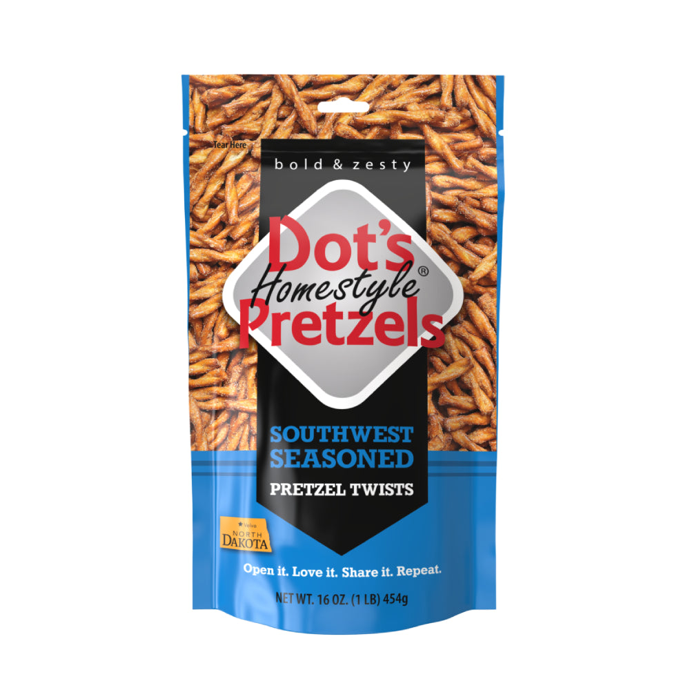Dot's Southwest Seasoned Pretzels Home & Gifts - Gifts Dot's Teskeys