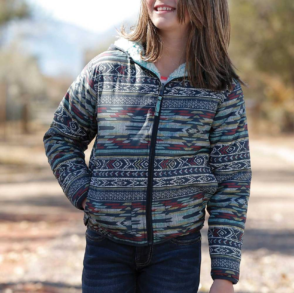 Cruel Girl Reversible Jacket KIDS - Girls - Clothing - Outerwear - Jackets CINCH Teskeys