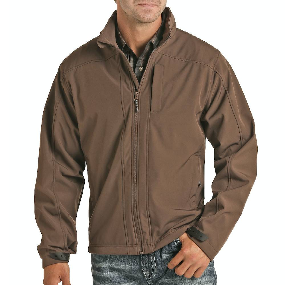 Powder River Performance Fleece Softshell Jacket MEN - Clothing - Outerwear - Jackets Panhandle Teskeys