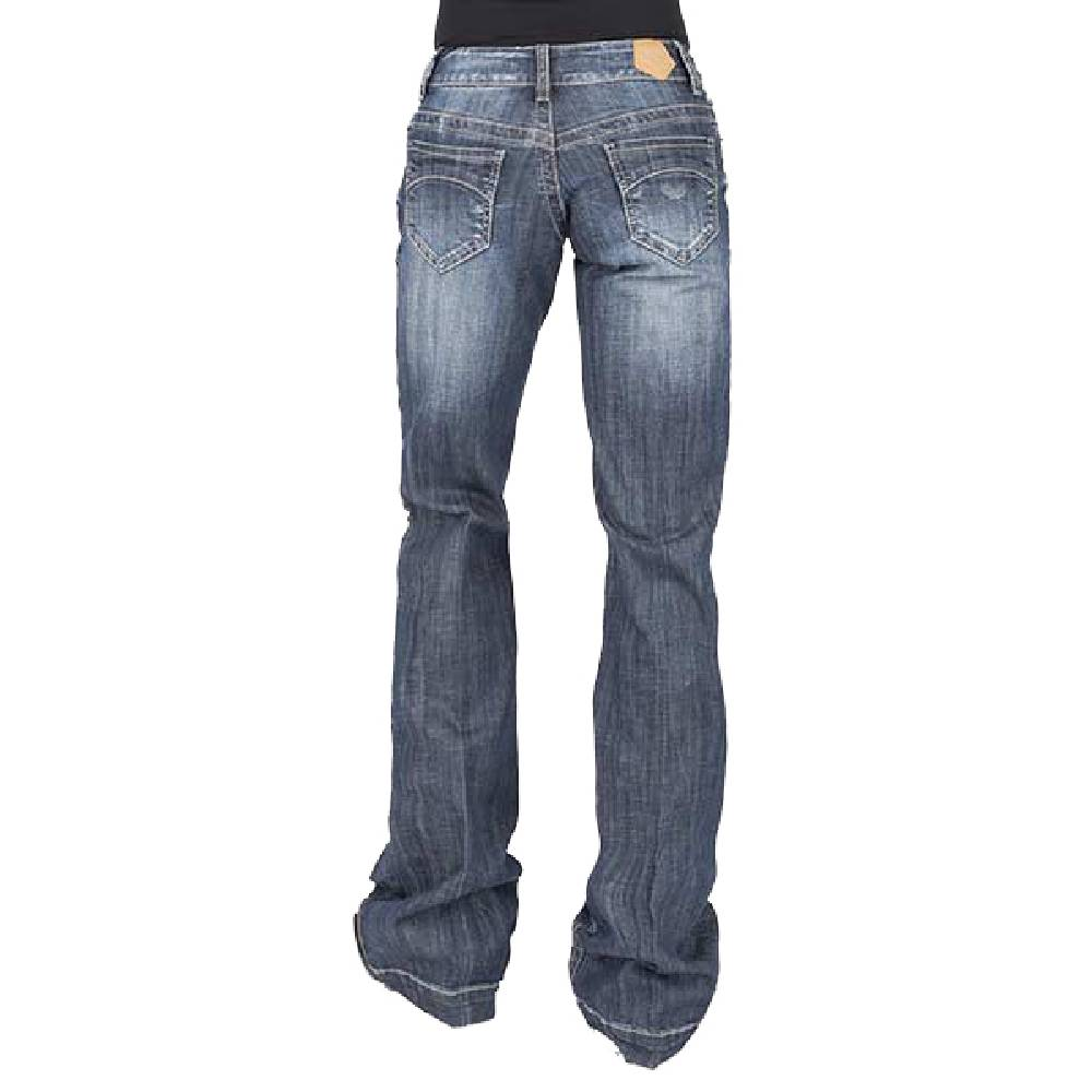 Tin Haul Ella Trouser Jean WOMEN - Clothing - Jeans ROPER APPAREL & FOOTWEAR Teskeys