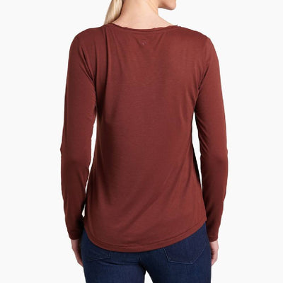 KÜHL Juniper Top WOMEN - Clothing - Tops - Long Sleeved Kuhl Teskeys