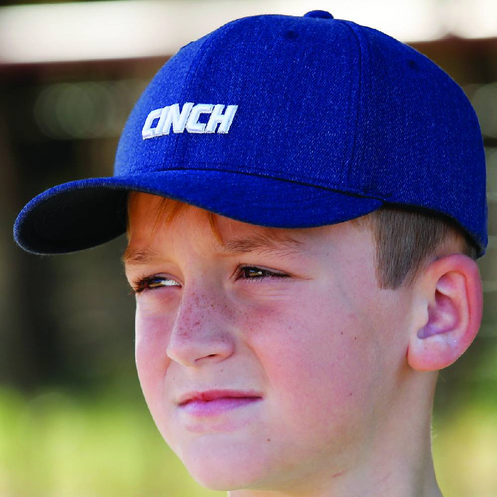 Cinch Youth Baseball Cap HATS - KIDS HATS CINCH Teskeys