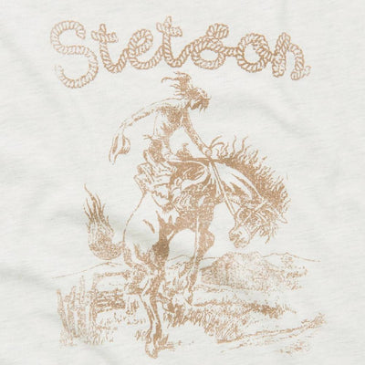 Stetson Giddy Up Tee WOMEN - Clothing - Tops - Short Sleeved ROPER APPAREL & FOOTWEAR Teskeys