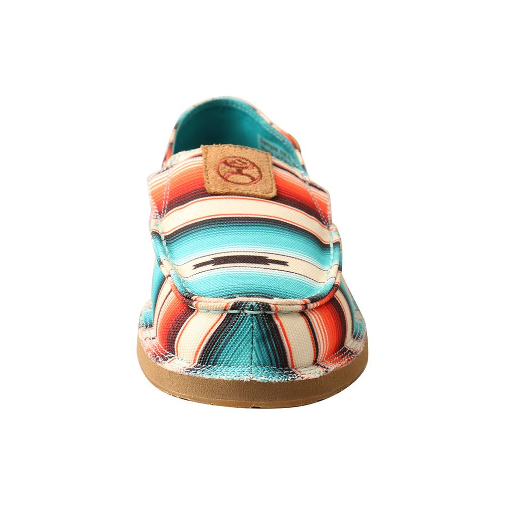 Twisted X Hooey Serape Slip On Shoe