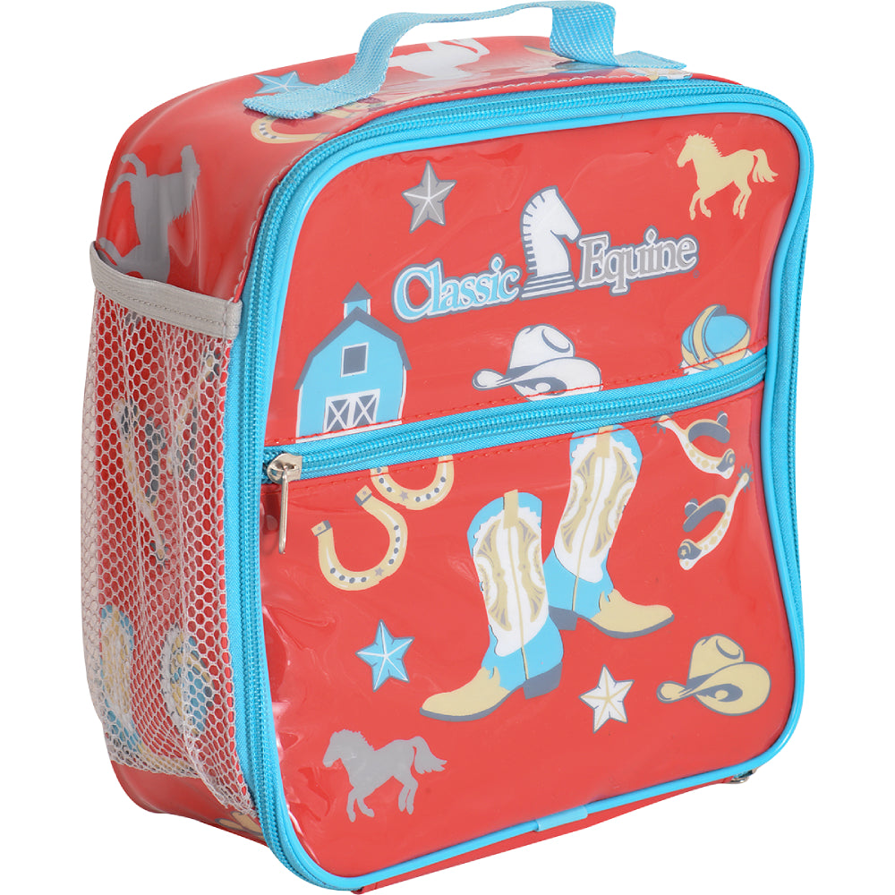 Classic Equine Lunch Box ACCESSORIES - Luggage & Travel - Backpacks & Totes Classic Equine Teskeys