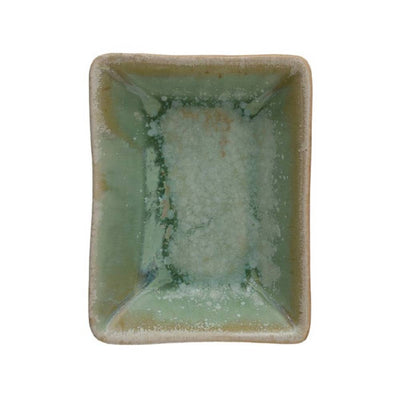 Opal Reactive Glaze Stoneware Dish Home & Gifts - Home Decor - Decorative Accents Creative Co-Op Teskeys