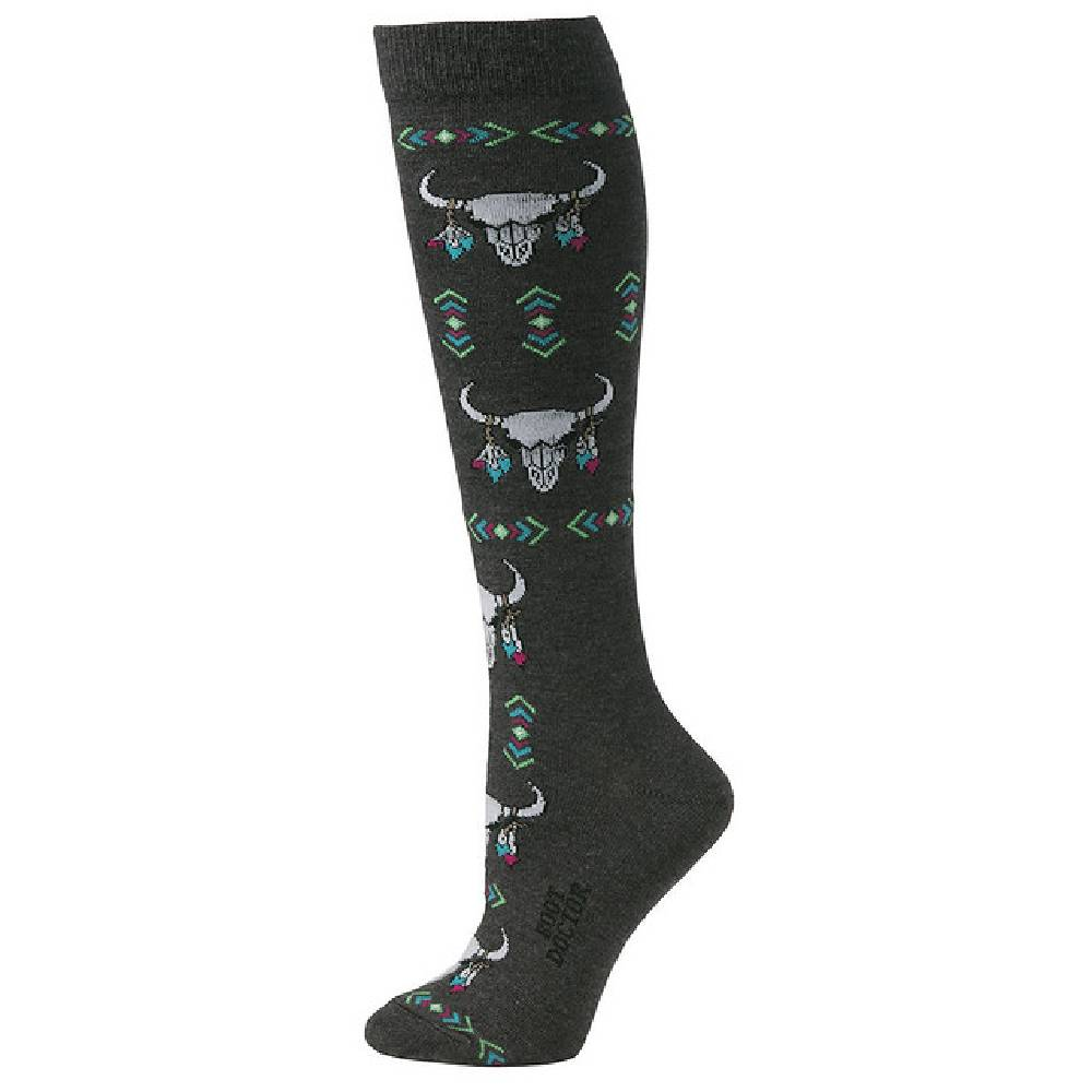 Boot Doctor Women's Over the Calf Sock WOMEN - Clothing - Intimates & Hosiery M&F Western Products Teskeys