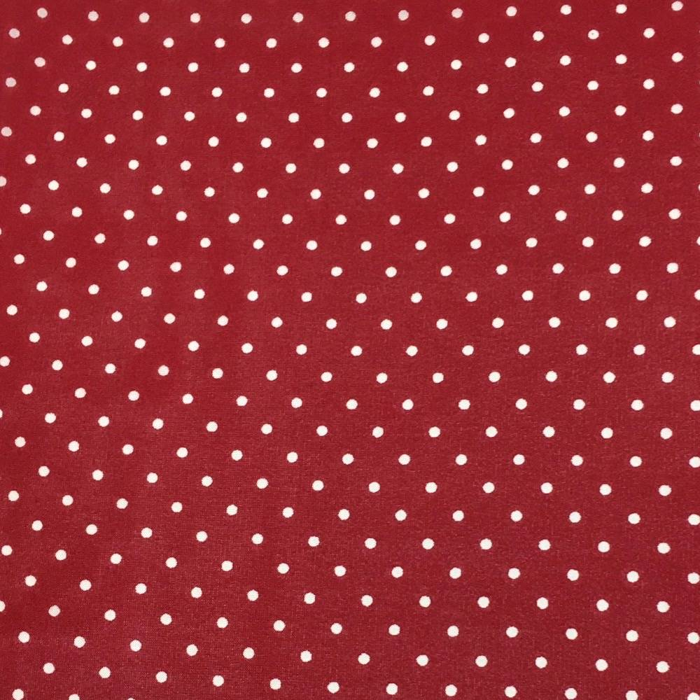 "20"" Cowboy Polka Dot Wild Rag - Red ACCESSORIES - Additional Accessories - Wild Rags & Scarves WYOMING TRADERS Teskeys"