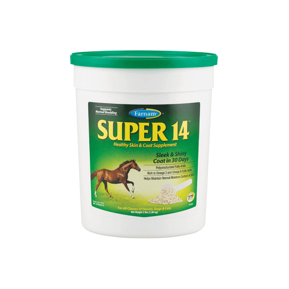 Super 14 FARM & RANCH - Animal Care - Equine - Supplements - Vitamins & Minerals Farnam Teskeys