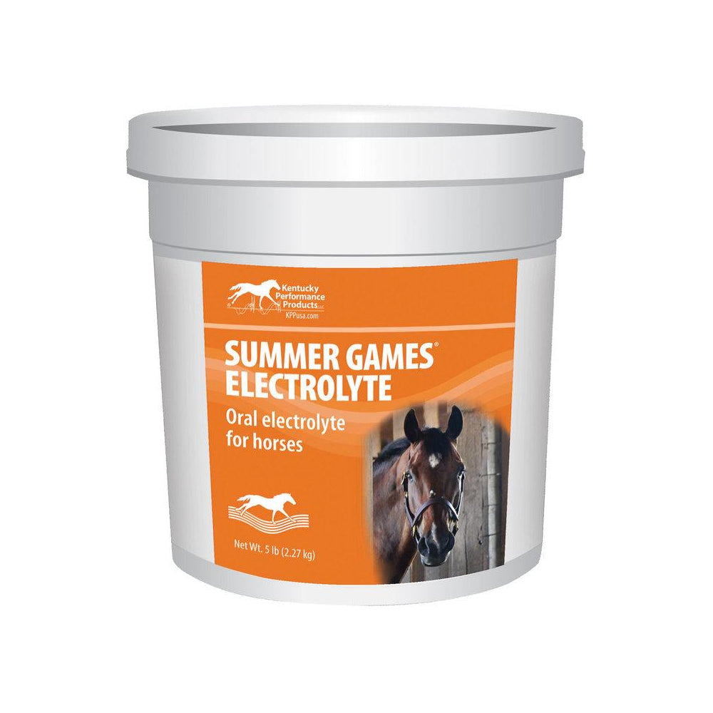 Summer Games Electrolyte FARM & RANCH - Animal Care - Equine - Supplements - Electrolytes Kentucky Performance Teskeys