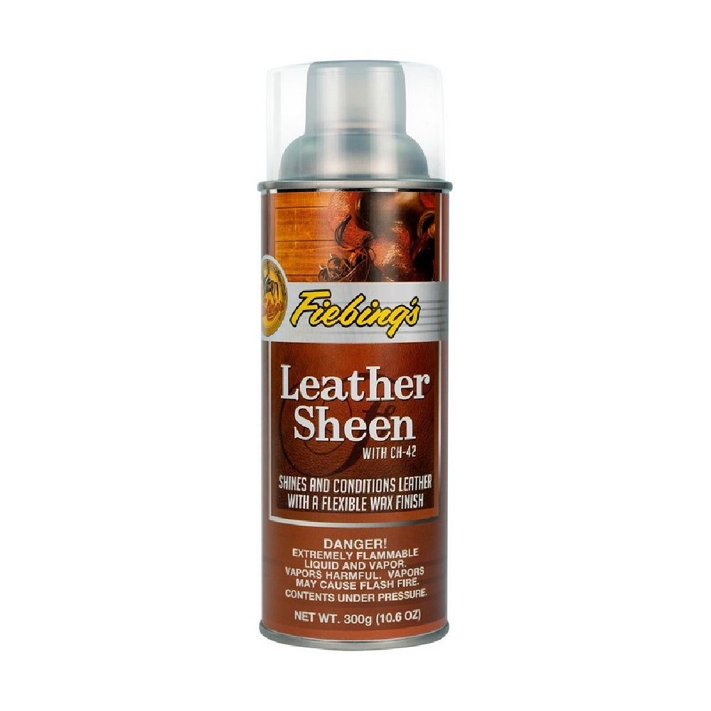 Leather Sheen Farm & Ranch - Barn Supplies - Leather Care Fiebings Teskeys