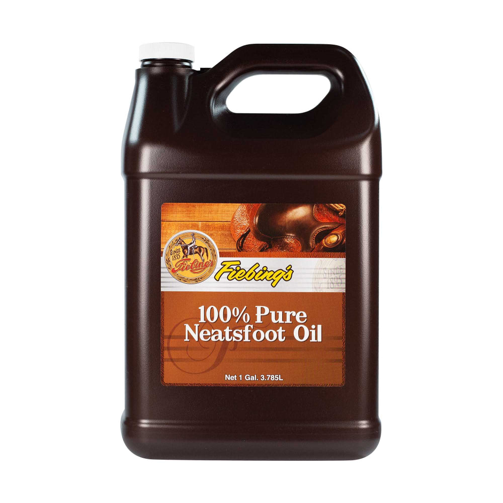 Pure Neatsfoot Oil Farm & Ranch - Barn Supplies - Leather Care Fiebings Teskeys