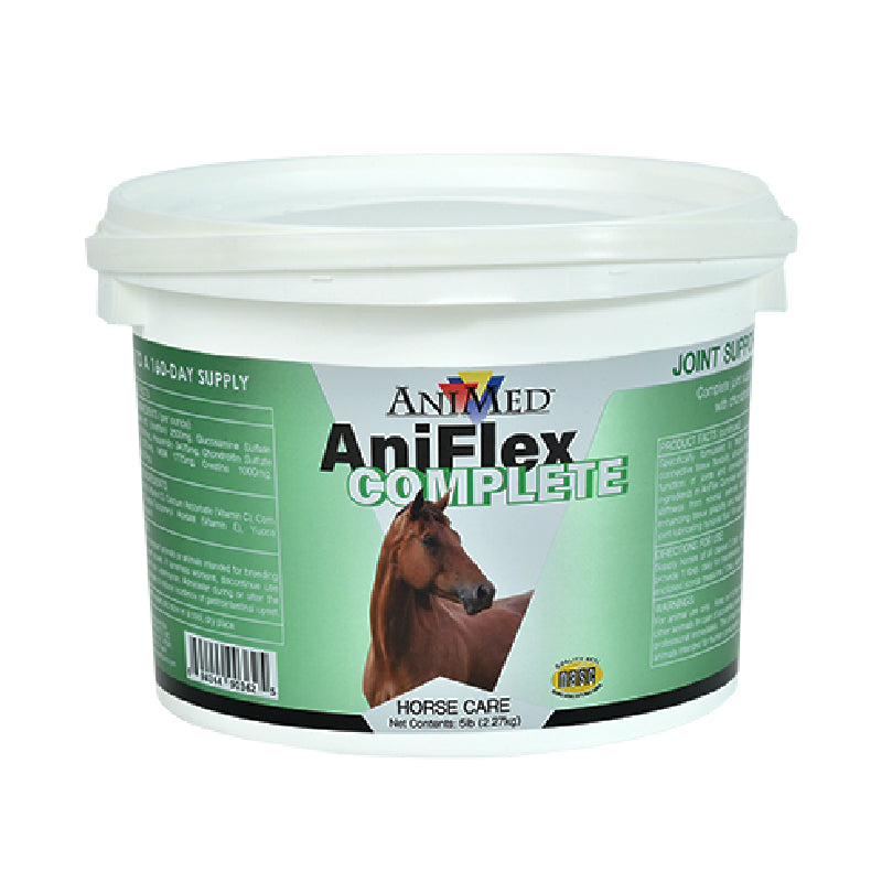 Aniflex Complete FARM & RANCH - Animal Care - Equine - Supplements - Joint & Pain Animed Teskeys