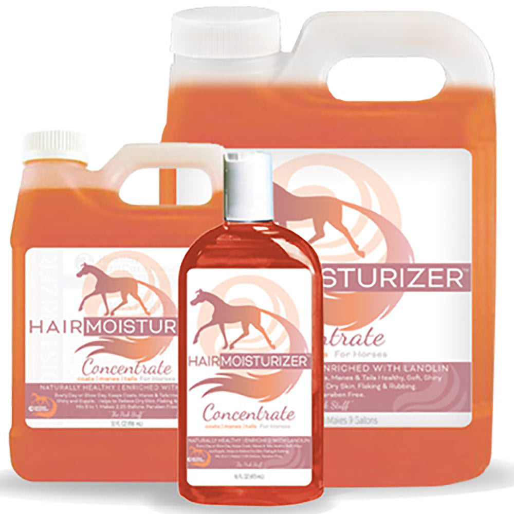 Healthy Hair Care Moisturizer FARM & RANCH - Animal Care - Equine - Grooming Healthy Hair Care Teskeys