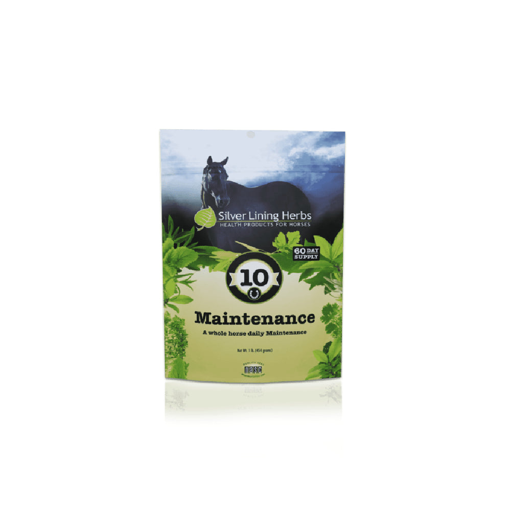 Silver Lining #10 Maintenance FARM & RANCH - Animal Care - Equine - Supplements - Vitamins & Minerals Silver Lining Teskeys