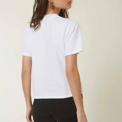 O'Neill Izzy Logo Tee WOMEN - Clothing - Tops - Short Sleeved La Jolla Sport USA DBA O'Neill Teskeys