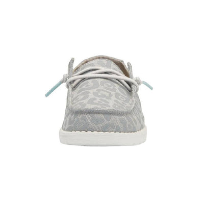 Hey Dude Youth Wendy - Cat Eye Grey KIDS - Footwear - Casual Shoes HEY DUDE Teskeys
