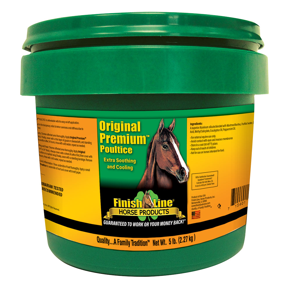 Finish Line Original Poultice FARM & RANCH - Animal Care - Equine - Medical - Liniments & Poultices Finish Line Teskeys