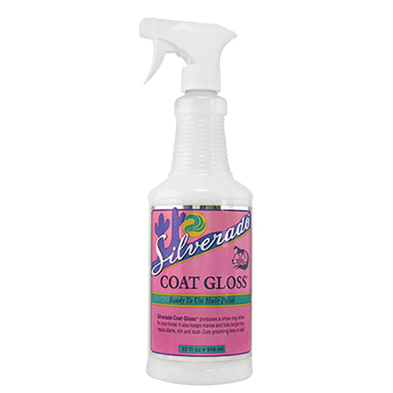 Silverado Coat Gloss FARM & RANCH - Animal Care - Equine - Grooming - Coat Care Silverado Teskeys